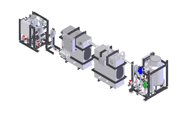 HAMANN HL-CONT PLUS OCEANCRUISE advanced wastewater purification