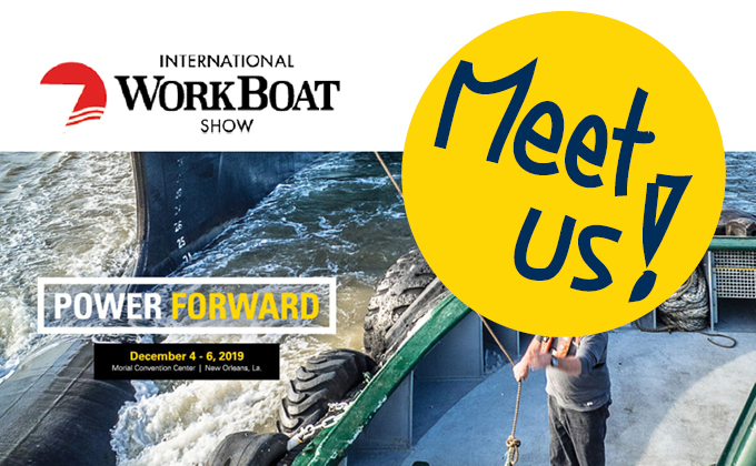 WorBoatShow New Orleans Wastewater solutions