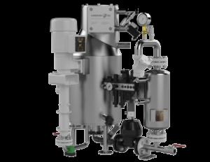 HAMANN HL-CONT COMPACT sewage treatment plant