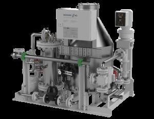 HAMANN HL-CONT PLUS sewage treatment plant for yachts