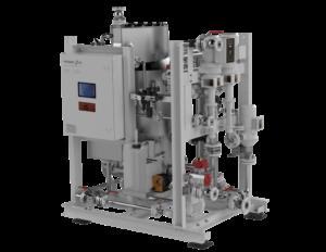 HAMANN HL-CONT PLUS sewage treatment plant for navy ship sewage systems