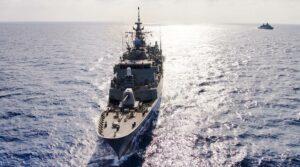 HAMANN navy vessel sewage system solutions